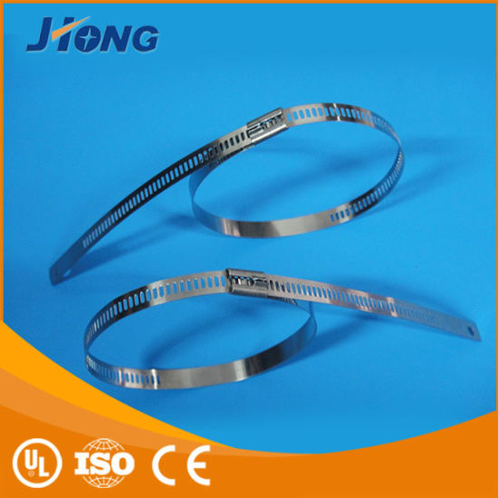 Solar Ladder Stainless Steel Cable Ties pictures & photos