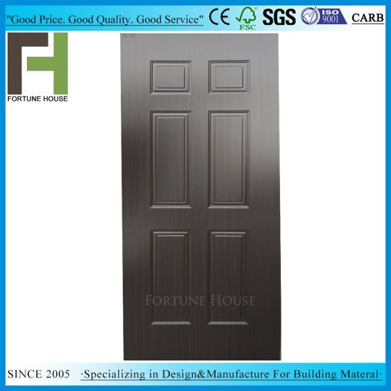 China Melamine Door Paneldoor Skin For Interior Door Manufacturer