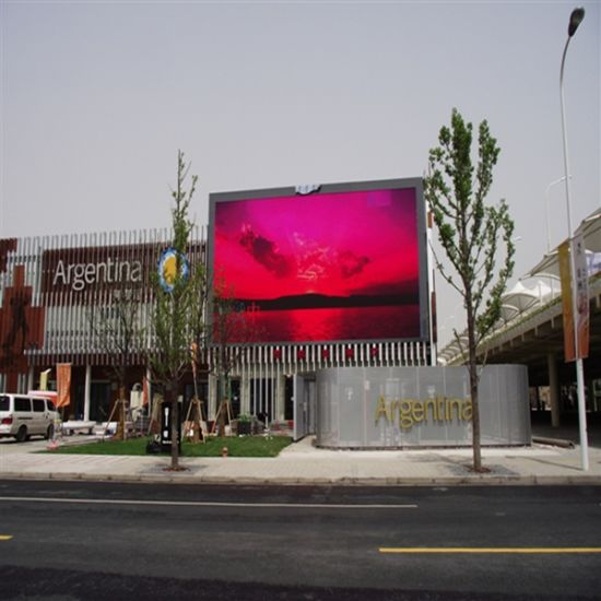 High Quality Outdoor Waterproof P10 LED Video Wall Display Billboards pictures & photos