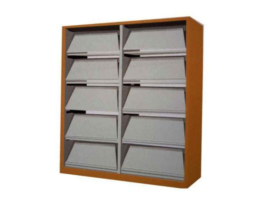 Metal Magazine Display Racks / Bookshelves Designs /Shelf