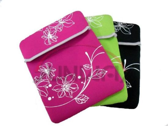 Waterproof Neoprene Laptop Bag for iPad, Notebook Case Sleeve (PC009) pictures & photos