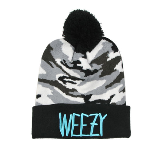 Custom High Quality Knitted Cap