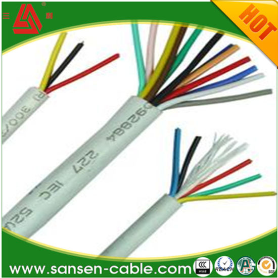 China H07V-K Flexible Copper Wire for Housing Electric Application ...