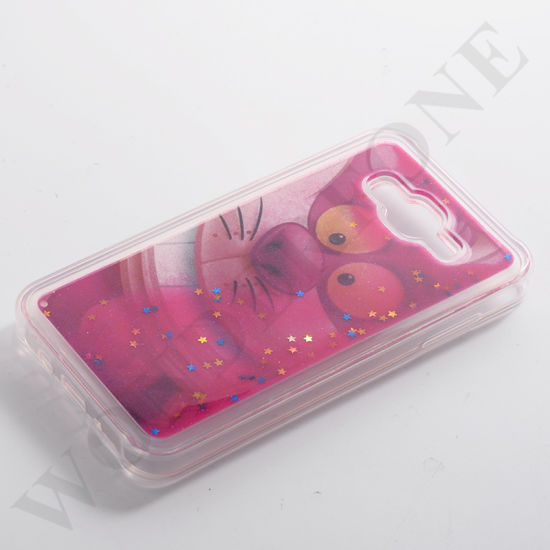 Cell Phone Accessories Quicksand Stars Liquid Shiny Glitter Cases for iPhone 6 6s