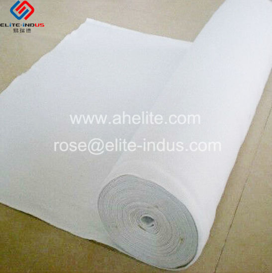 High Strength Staple Fiber PP Geotextile 100g/Sqm pictures & photos