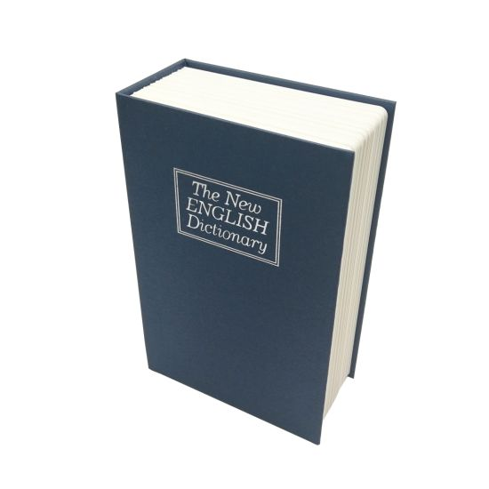 Yosec Dictionary Diversion Book Safe with Key Lock