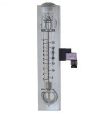 with Alarm Switch Lzb-Series Glass Rotor Flowmeter pictures & photos