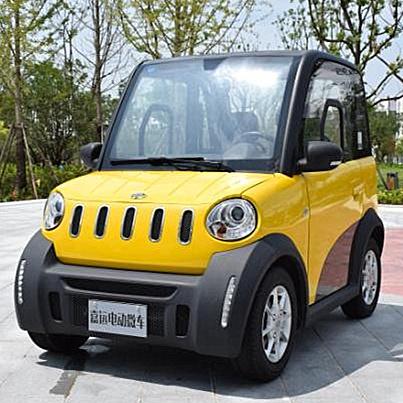 Most Selling Rhd Saving Energy Four-Wheel Electric Vehicle