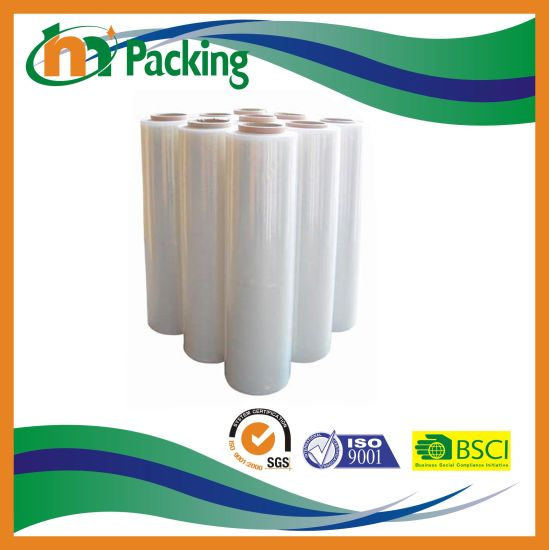 LLDPE Stretch Film for Pallet Packing with SGS pictures & photos