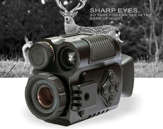 HD Digital Night Camera Hunting Infrared DVR Night Vision Monocular