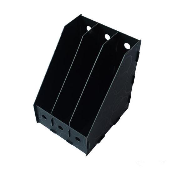 Folding Magazine File Folder Holder / Documents File Storage Box