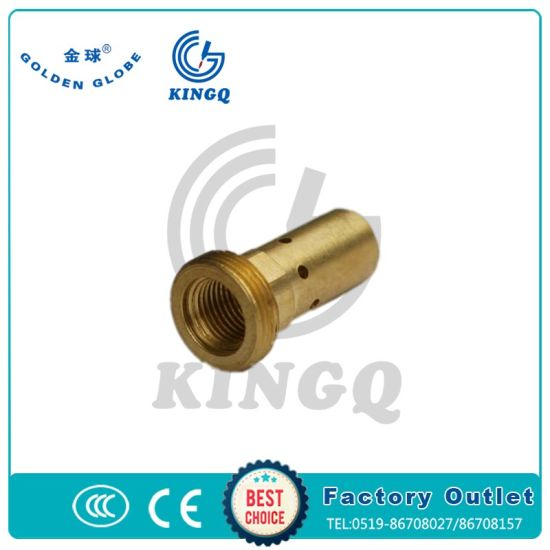 Kingq Binzel 501d Gas Nozzle for MIG Welding Torch Spare Parts pictures & photos