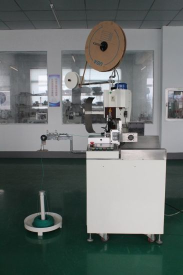 Automatic Single Head Twisted Terminal Crimping Machine pictures & photos