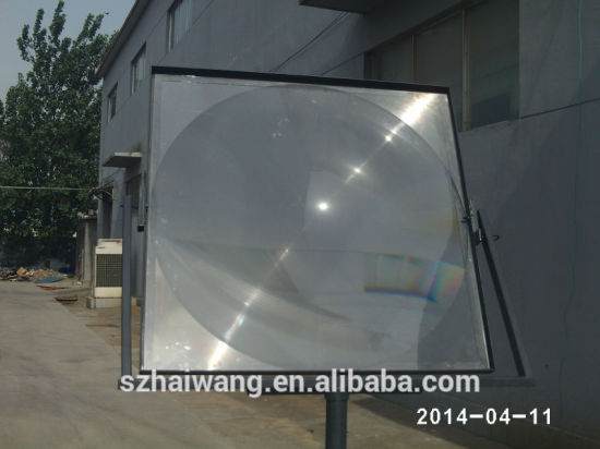 Cheap Price Wholesales Glass Linear Solar Energy Lens (HW-F1010) pictures & photos