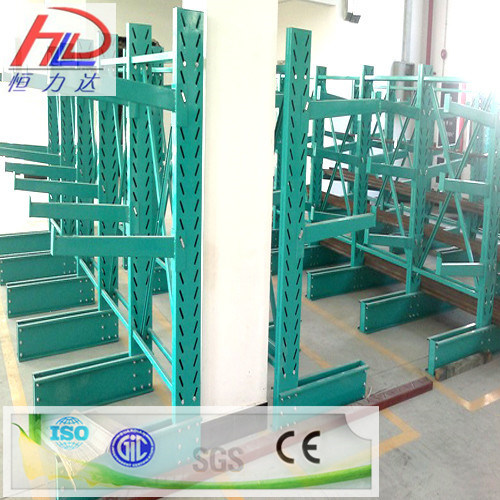 Logistics Equipment Cantilever Warehouse Storage Steel Rack pictures & photos
