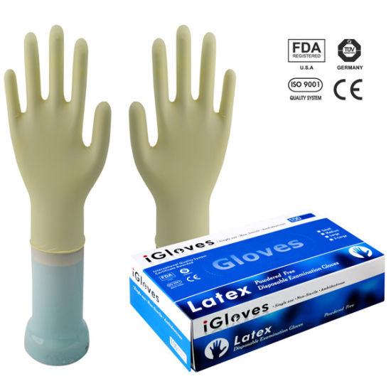 Powder Free Latex Gloves Wholesale