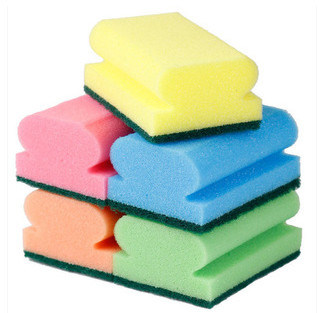 Wholesale Products, Kitchen Dishes Cleaning Sponge, Cleanig Foam Sponge