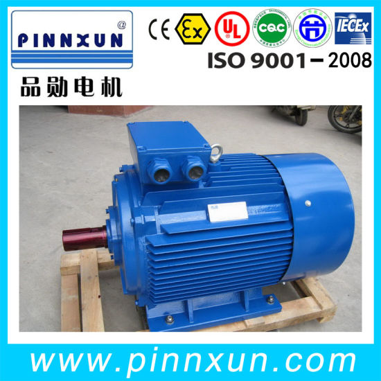 Three Phase Best Quality Compressor Motor pictures & photos
