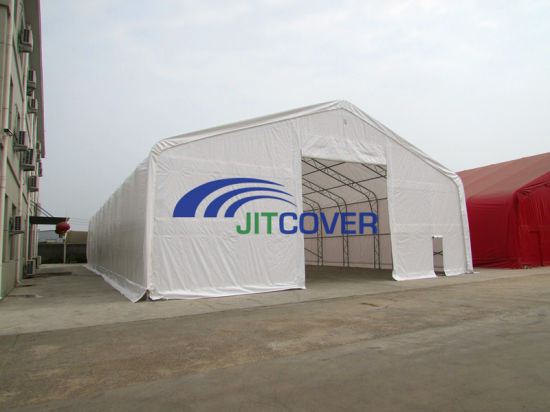ISO Approved Hard Wall System Warehouse Tent Industrial Storage Tents (JIT-5010024PT) & China ISO Approved Hard Wall System Warehouse Tent Industrial ...