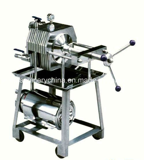 China Plate and Frame Sludge Clay Filter Automatic Oil Hydraulic ...