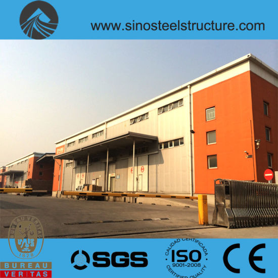 Ce BV ISO Certificated Steel Construction Factory Plant (TRD-046)