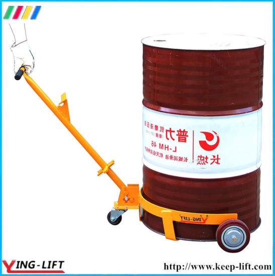 China Quality Factory Low Profile Drum Dolly (DC500) pictures & photos