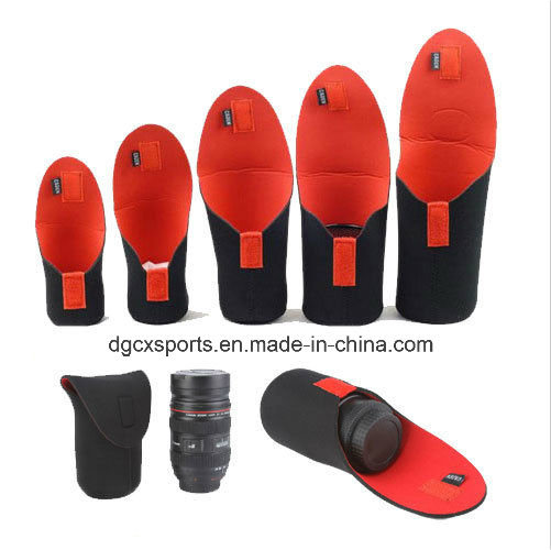 Fashion Waterproof Neoprene Camera Lens Bag pictures & photos