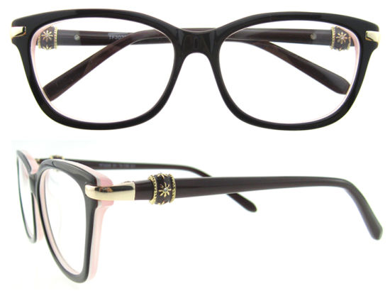 Spectacle Frame New Fashion Eyewear Frame China Eyewear pictures & photos