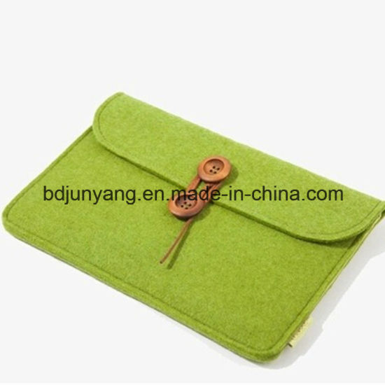 Beautiful Lady Handmade Felt Bag pictures & photos