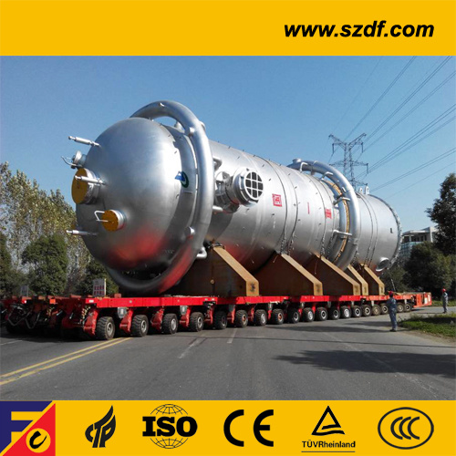 Spmt Multi-Axles Modular Transporter /Spmt Modular Trailer /Spmt (SPT) pictures & photos