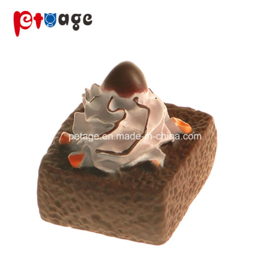 Dog New Icecream Vinyl Toys Squeaky Chewing Toys Pet Products