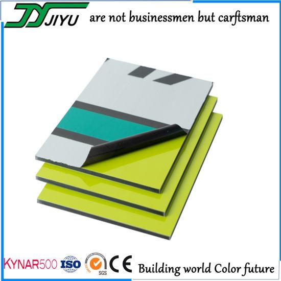 Exterior Color Aluminium Composite Wall Panels