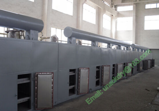 Multi-Level Belt Dryer for Drying Dates pictures & photos