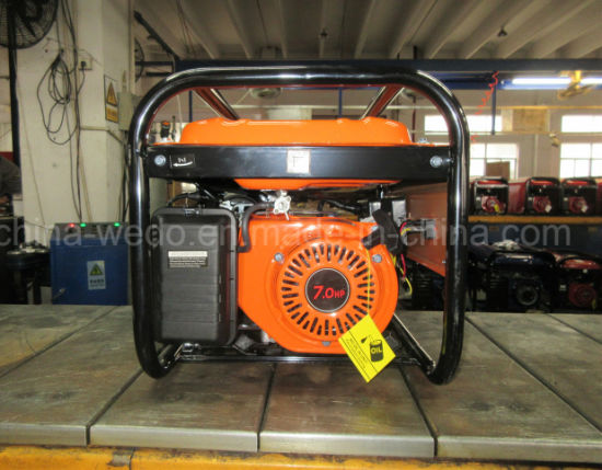 2kVA/2kw/2.5kw/2.8kw 4-Stroke Portable Gasoline/Petrol Generators with Ce pictures & photos