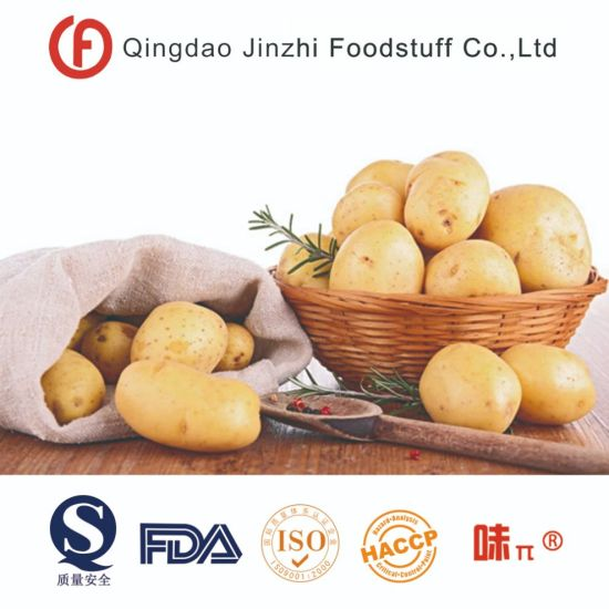 New Crop Fresh Holland Potato From China pictures & photos