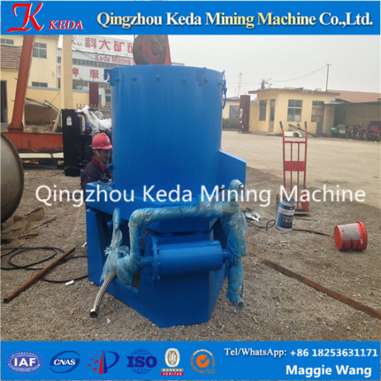 River Sand Mining Equipment Gold Centrifugal Concentrator for Sale pictures & photos