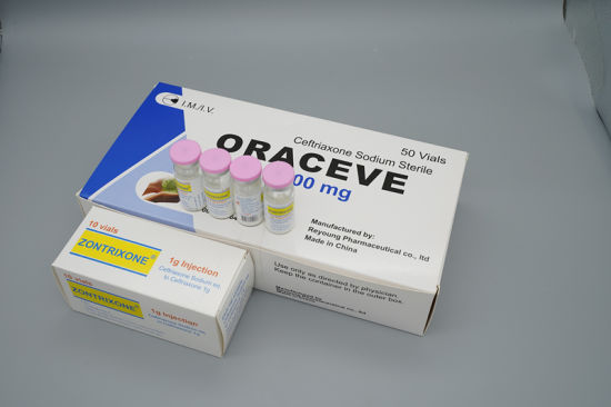 Ceftriaxone for Injection GMP