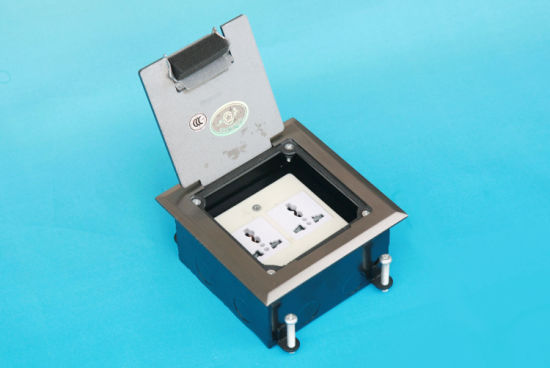 Access Floor Socket Electrial Outlets Boxes