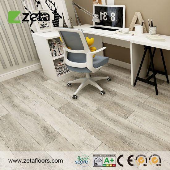 Eco-Friendly Click PVC Vinyl Plank Tile Spc Lvt Flooring Tiles