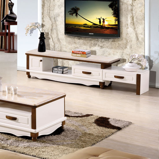 China Home Furniture Modern Luxury Wood Marble Top Designer Tv Unit Cabinets Stand For Living Room China Designer Tv Cabinet Modern Tv Furniture Cabinets