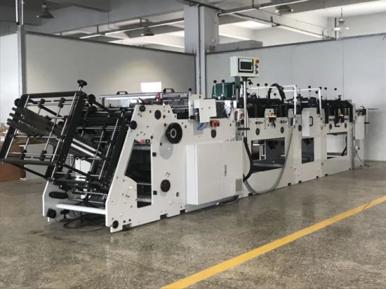 Wholesale Box Edge Folding and Forming Machine From China Factory