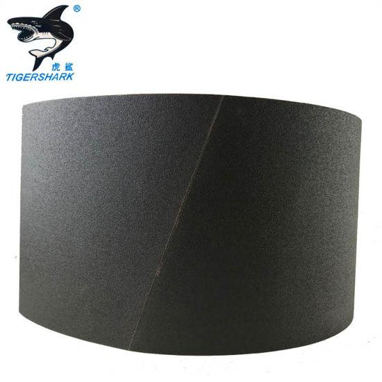 High Performance Manufacturer 36grit Grit 50X915mm Silicon Carbide Grain Abrasive Sanding Belt for Knife Belt Sanders
