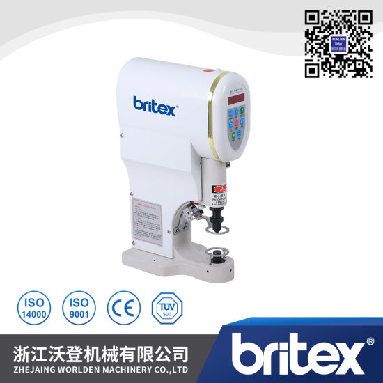 Br-818d Button Attaching Machine
