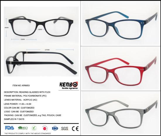 2019 New Progressive Multi-Focus Anti-Blue Reading Glasses, Kr9053