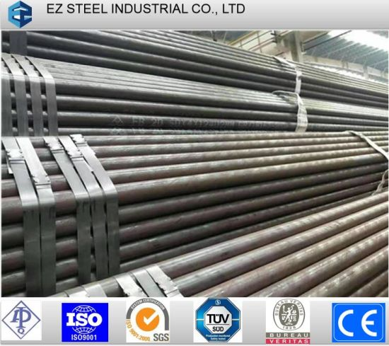 Alloy Structural Seamless Steel Pipe Hot Sale Good Quality pictures & photos