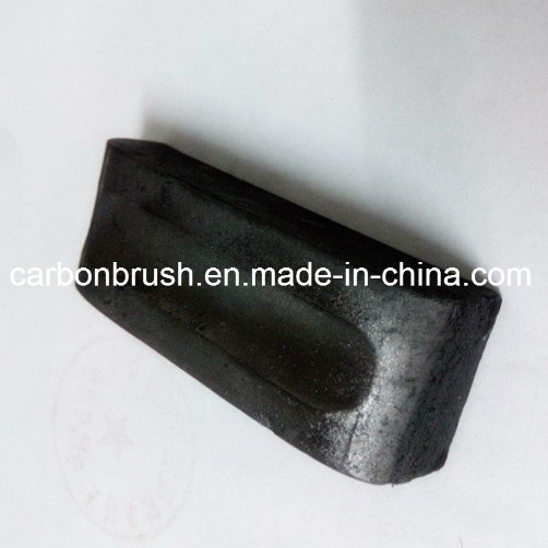 Produce high qulaity Carbon Slide for Light Rail trolleybuses pictures & photos