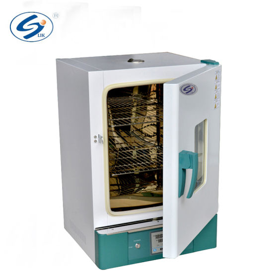 ISO Digital Display Automatic Vacuum Dry Oven