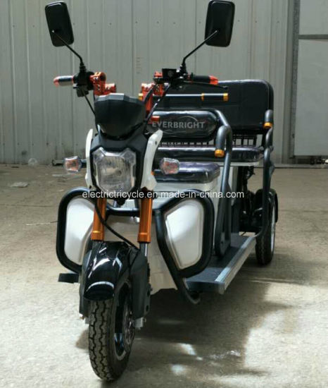 China Electric 3 Wheel Mobility Motorcycle, Handicapped Tricycle pictures & photos