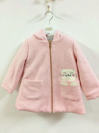 New Style Wholesale Baby Girls Winter Coats Child Coat