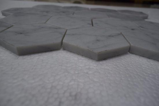 China High S Carrera Marble Floor